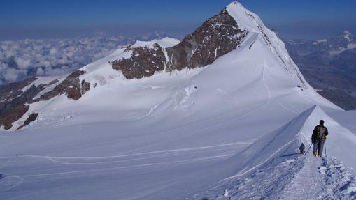 Du Cervin au Mont Rose - Traversée alpinisme -3