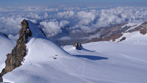 Du Cervin au Mont Rose - Traversée alpinisme -4