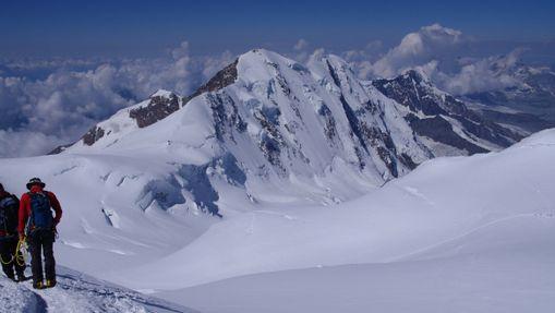 Du Cervin au Mont Rose - Traversée alpinisme -5