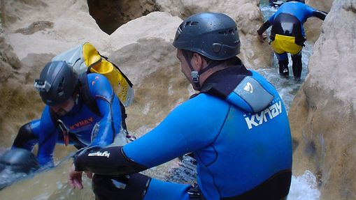 Week-end canyoning Sierra de Guara-6