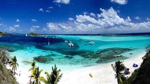 Croisière catamaran aux Grenadines-12