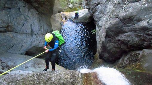 Journée Canyoning dans les Pyrénées-Orientales-4
