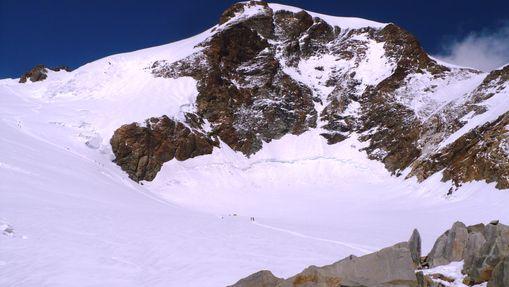 Ascension du Mont Rose (4554 m)-1