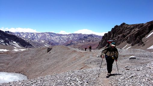 Ascension de l'Aconcagua (6 962 m)-10