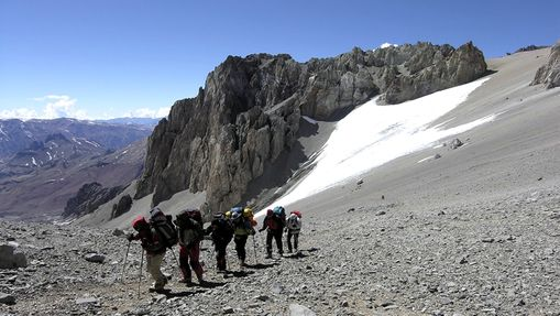 Ascension de l'Aconcagua (6 962 m)-13