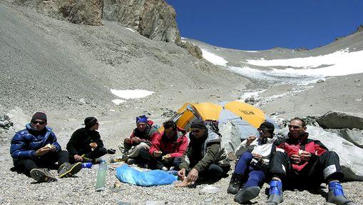 Ascension de l'Aconcagua (6 962 m)-15