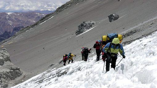 Ascension de l'Aconcagua (6 962 m)-6
