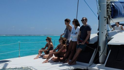 Croisière dans les Grenadines en Lagoon 400-2