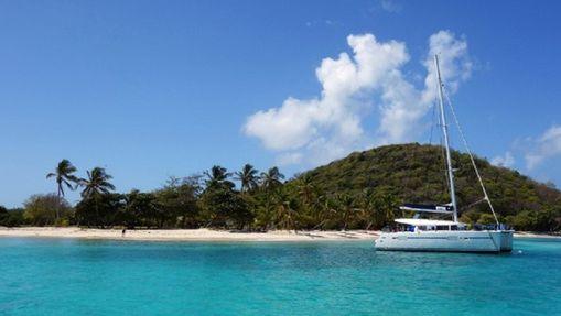 Croisière privée de kitesurf aux Grenadines-5