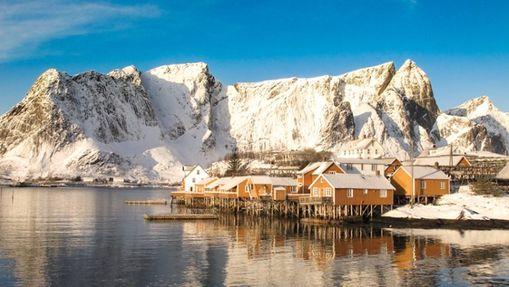 Séjour de ski de randonnée dans les Lofoten-6