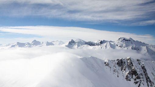 Découverte des montagnes de Géorgie à ski