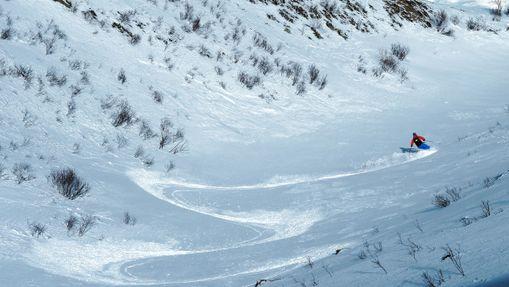 Découvrez les montagnes de Géorgie en ski de rando-7