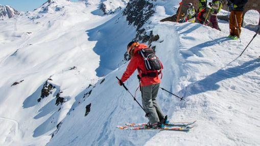Ski Safari poudreuse Haute Tarentaise-2