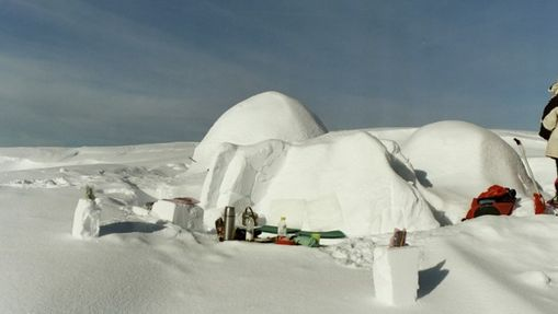 Week-End raquettes en igloo au Pays du Beaufort-1