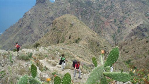 Le Grand Trek de Tenerife