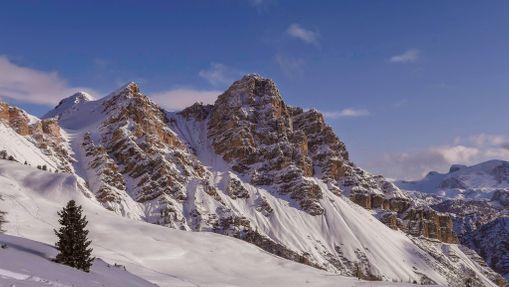 Séjour raquettes magique aux Dolomites-1