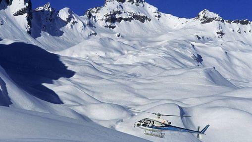 Journée Heliski au col du St Bernard & hors-pistes-2