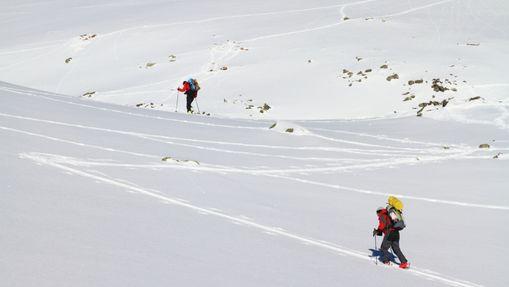 Haute-Route Chamonix-Zermatt - voie historique