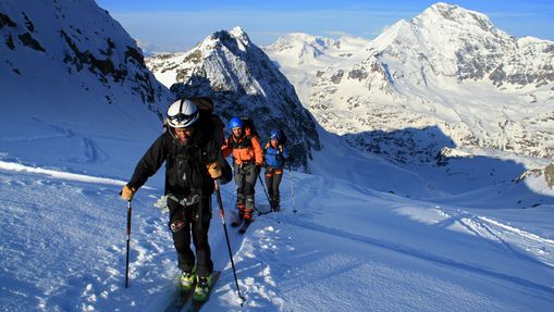 Chamonix - Zermatt version expert
