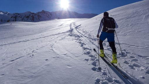 2 jours de ski de randonnée autour de Chamonix