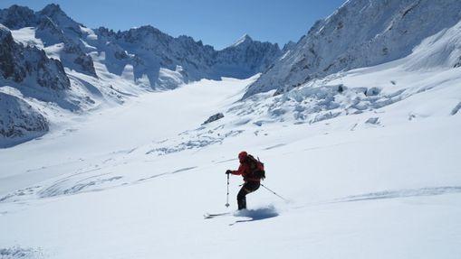 2 jours de ski de randonnée autour de Chamonix-2