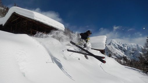 Séjour freeride en Savoie -1