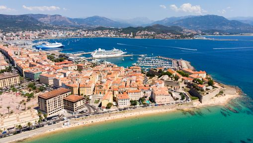 Croisière cabine en Corse du Sud - catamaran 44'