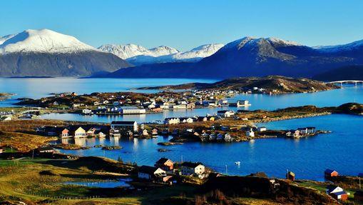 Séjour randonnée & voile à Tromsø, la côte sauvage