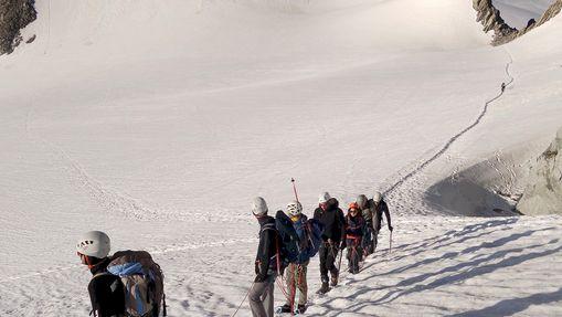 Stage 6 jours ascension du Mont Blanc