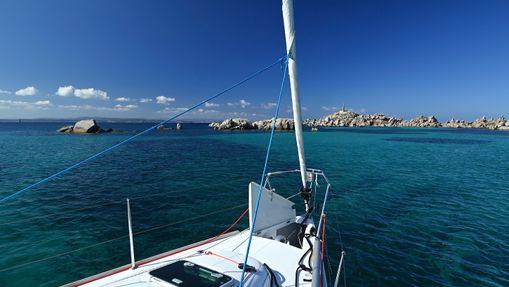 Croisière cabine Corse & Sardaigne - voilier 47'