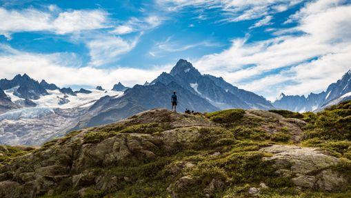 Tour du Mont-Blanc Intégral en Liberté - sans sac