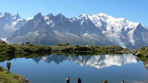 Tour du Mont-Blanc Nord simplifié en Liberté-1