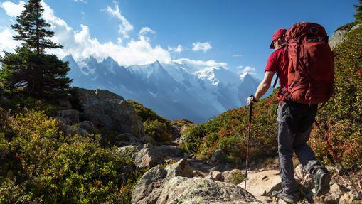 Tour du Mont-Blanc Nord en Liberté