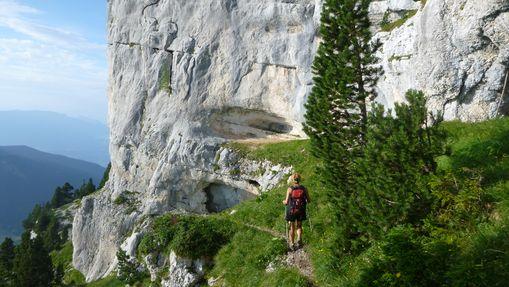 Tour de la Chartreuse en gîte d'étape en liberté