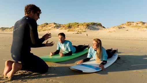 Stage de surf intensif à La Torche-1