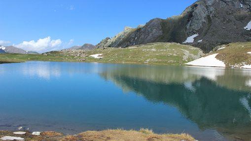 Tour du Queyras Alpes Provençales - sans sac-1