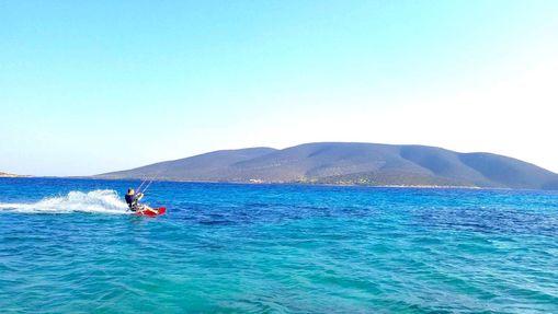 Séjour Kitesurf sur une île privée en Grèce-2