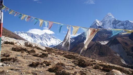 Camp de Base de l'Everest en confort - sans sac