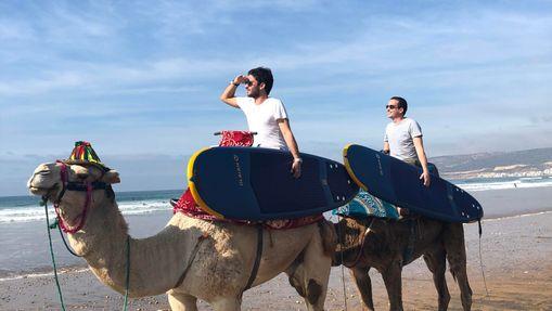 Séjour surf à Tamraght