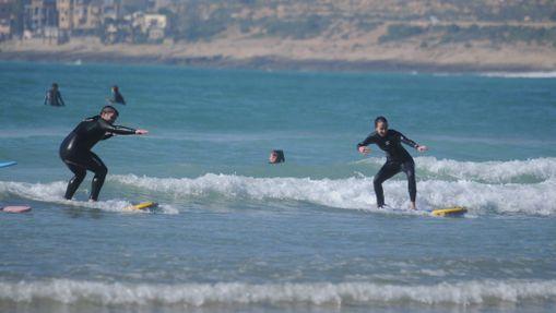 Séjour surf & yoga à Tamraght