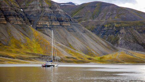 Croisière d'exploration au Svalbard : Isfjord
