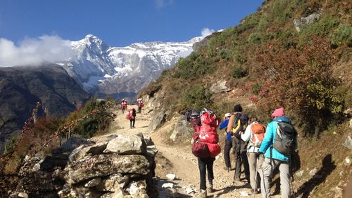 Gokyo-Everest- lacs sacrés