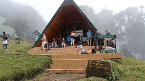 Kilimandjaro, voie Marangu - rejoindre un groupe
