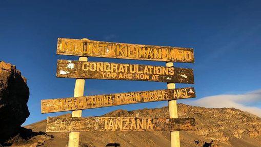Kilimandjaro, voie Shira – rejoindre un groupe
