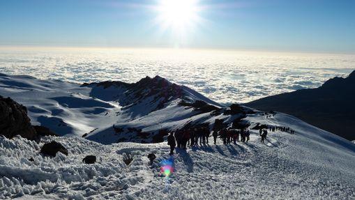 Kilimandjaro : Voie Marangu & Safari 3 jours