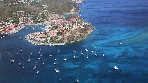 Les Antilles du Nord à la voile - Tout confort