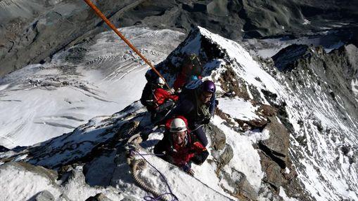 Ascension du Cervin (4478 m)
