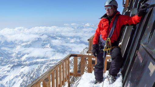 Le Mont Rose : sommets de + 4000 m & nuit à 4500 m