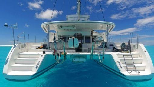 Croisière catamaran privatisé - Îles Vierges