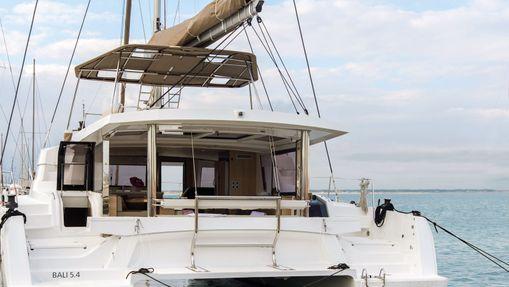Semaine catamaran aux Grenadines - Tout confort